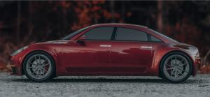 Maple Majestic EV