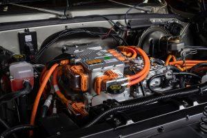 Bolt Electric Motor in Blazer_e